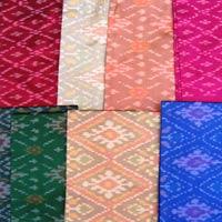Hand Woven Silk Fabric