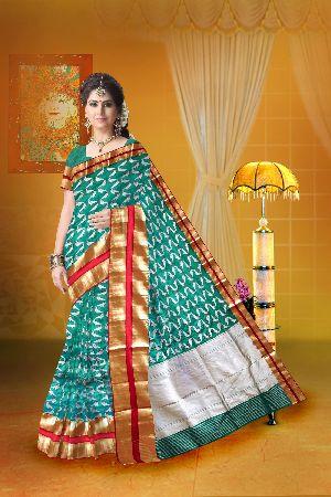 Hand Woven Silk Sarees