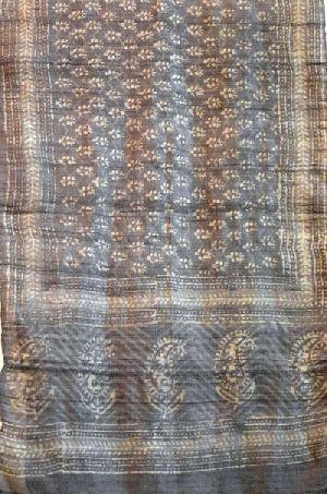 Hand Woven Silk Shawls 02