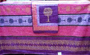 Handblock Printed Bedcovers 01