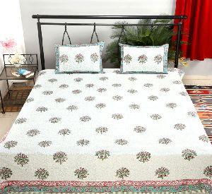 Handblock Printed Bedcovers 02