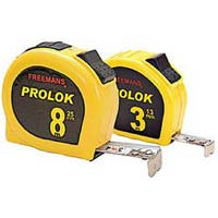 Freemans Prolok Measuring Tapes