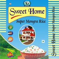 Super Mongra Basmati Rice