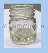 Glass Balm Bottles