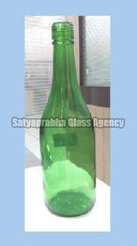 Glass Bouchard Bottles