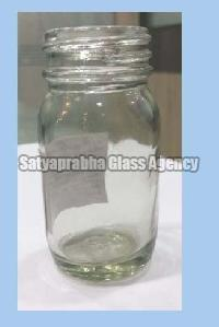 Glass Ghee Jars