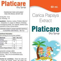 Platicare Dry Syrup