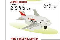 Jumbo Junior Plane