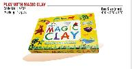 Play With Magic Clay