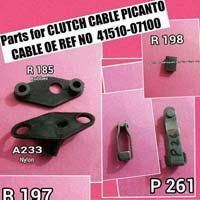 Clutch Cable Parts
