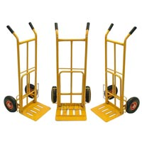 Two Wheel Luggage Trolley