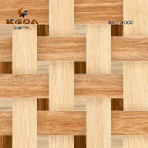 Bass Wood Floor Tiles