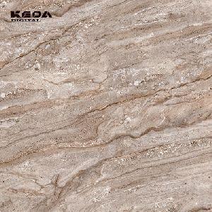 Brown Vitrified Floor Tiles