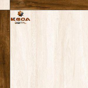 Rustic Cream Wooden Floor Tiles