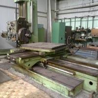 Horizontal Boring Machine (TOS W100A)