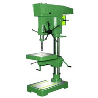 Heavy Duty Pillar Type Drilling Machine