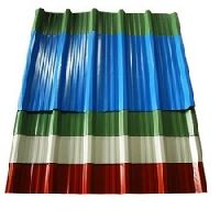 colour coated galvanised sheets