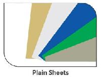 uPVC Plain Profile Roofing Sheets