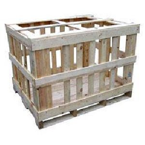 Wooden Crate 01