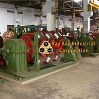 Pintle Type Stranding Machine