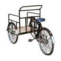 Front Loding Rickshaw