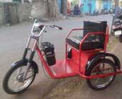 Motorized Tricycle 01