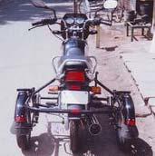 Side Wheel Attachment for Bike 02