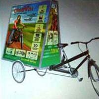 Standard Advertising Tricycle