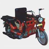 Three Wheeler Bikes and Scooters 02