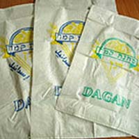 PP Woven Laminated Gusseted Bags