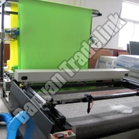 Automatic Laser Cloth Cutting Machine