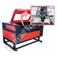 Non Metal Laser Engraving and Cutting Machine