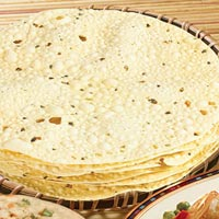 Cumin and Black Pepper Papad