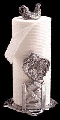Cock Design Napkin Holder