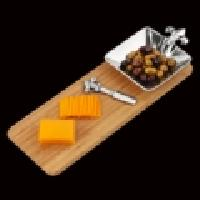 Fludlize Bamboo Cheese Set