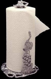 Grape Design Paper Towel Holder