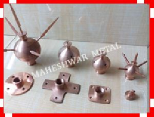 Copper Lightning Arrester 01