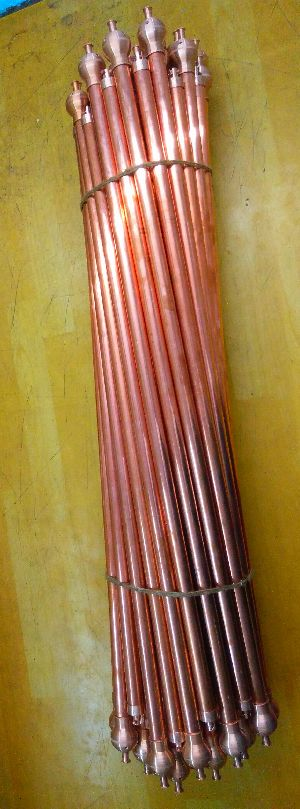 Copper Lightning Arrester 02