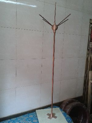 Copper Lightning Arrester 03