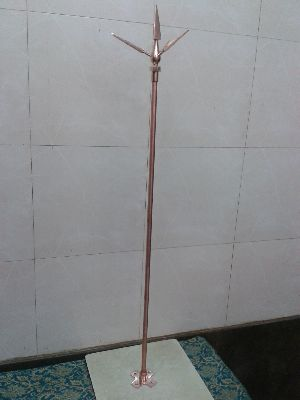 Copper Lightning Arrester 06