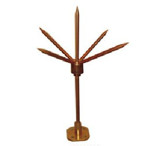 Copper Lightning Arresters 07
