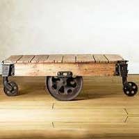 Industrial Trolley 003