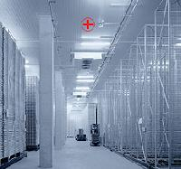 High Ceiling Mount PIR Motion Detector For Factory Godown and Warehouse