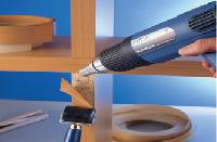 Hot air gun & heat gun for edgebands fixing & removal from wooden furniture.