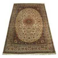 Kashmiri Hand Knotted Carpets