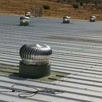 Wind Driven Ventilator