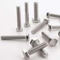 Stainless Steel Hex Screws