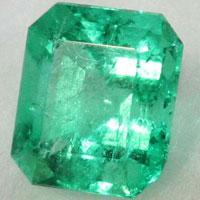 Green Emerald Gemstone (01)