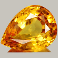 Yellow Topaz  Gemstones (04)