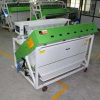 Cashew Nut Color Sorter Machine